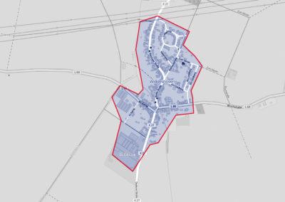 Ausbaugebiete der Deutschen Glasfaser - Widdeshoven