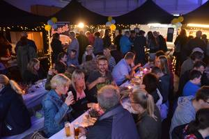 Eindrücke vom 1. Rommersfood-Festival 2017