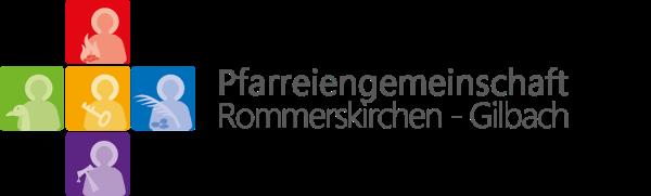 Logo PfarreiengemeinschaftRommerskirchen Gillbach