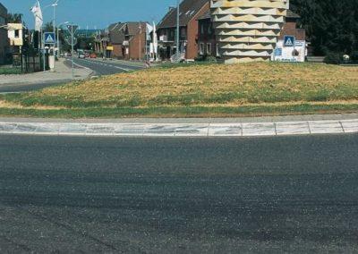 Die Rübe im Kreisverkehr