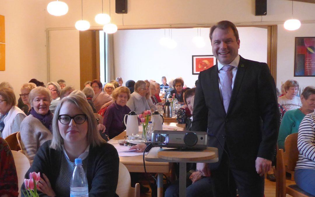 Zukunft für Rommerskirchen bei FFF vorgestellt