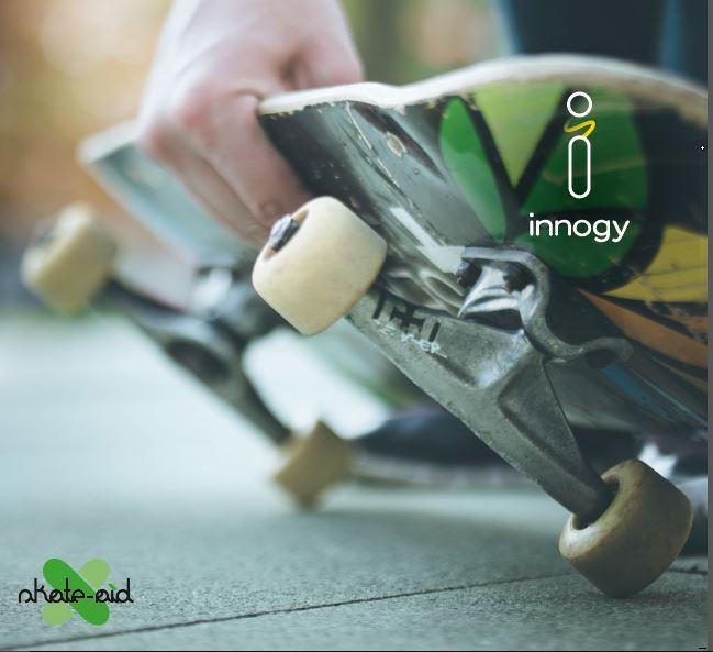 Auf dem Skateboard durch die Sommerferien