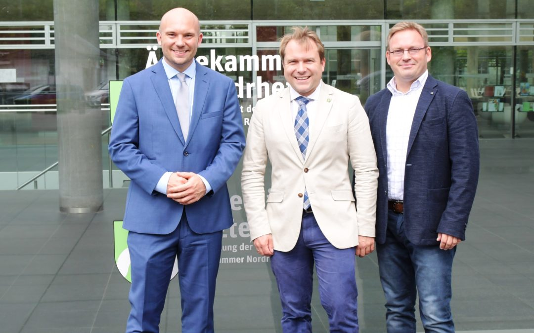 Informationsaustausch zur ärztlichen Versorgung in Rommerskirchen