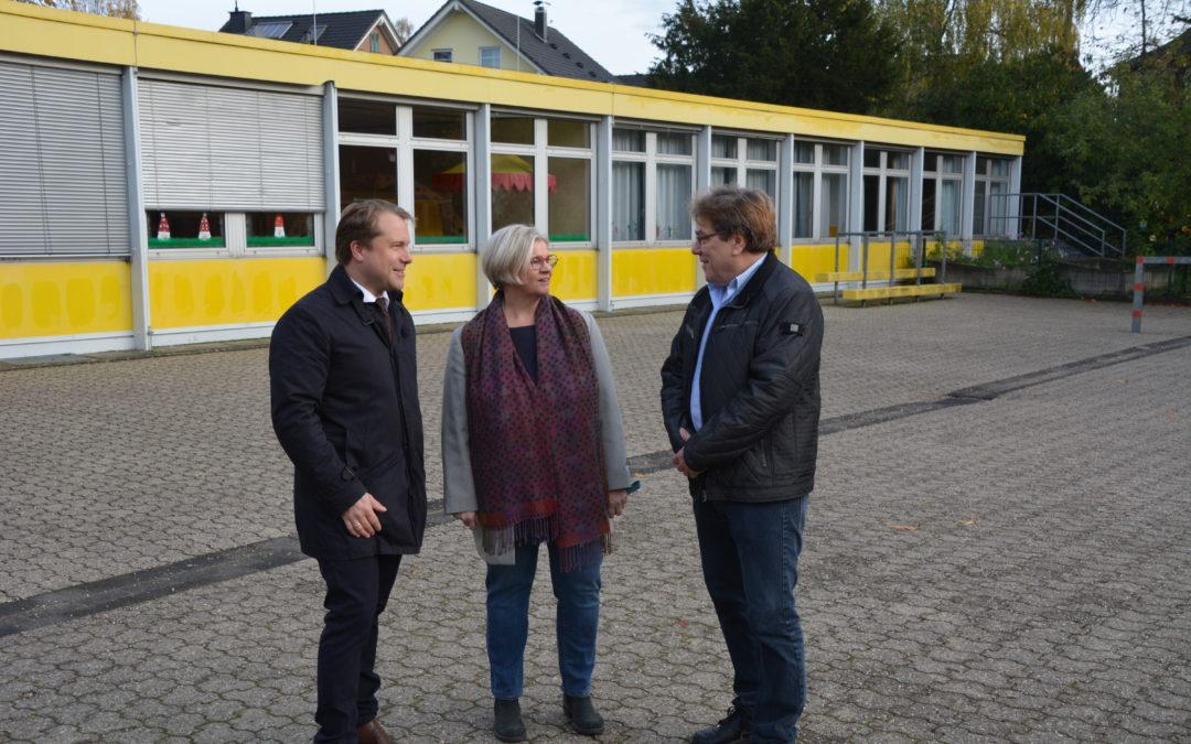 Kastanienschule Hoeningen soll erweitert werden