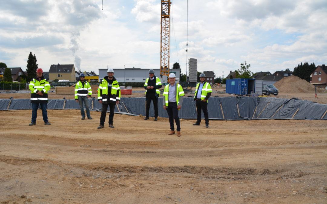 Bahnhofsviertel: Erste Bauphase hat begonnen
