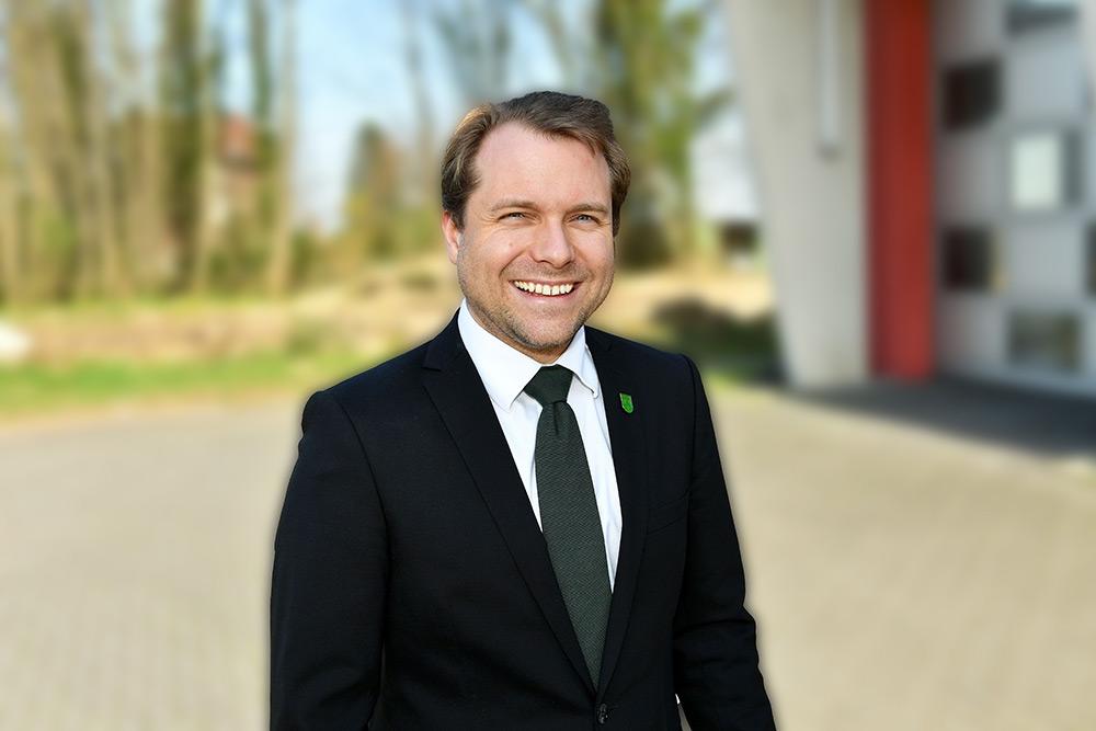 Bürgermeister Dr. Martin Mertens