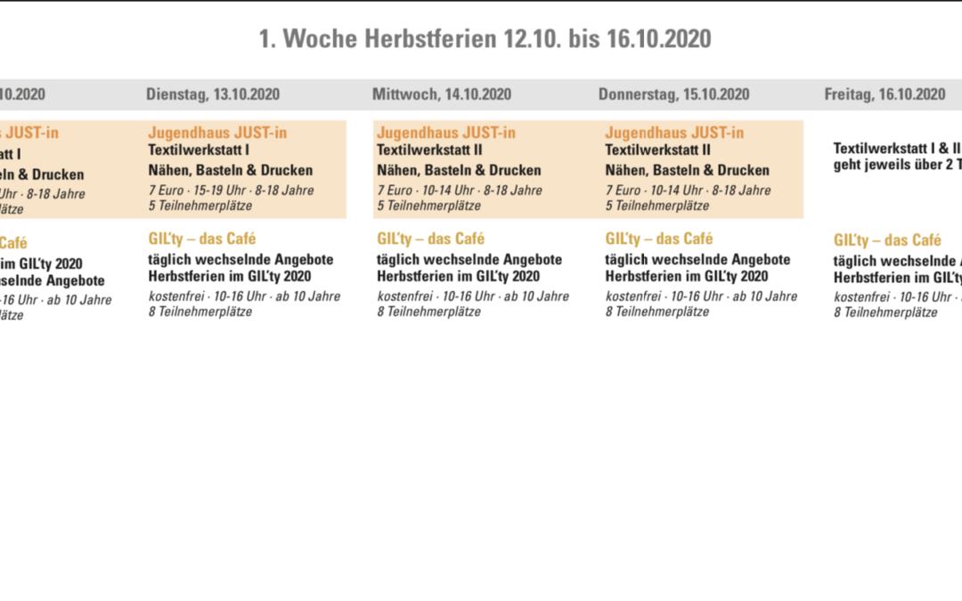 Herbstferienkalender des Jugendamtes im Rhein-Kreis Neuss veröffentlicht