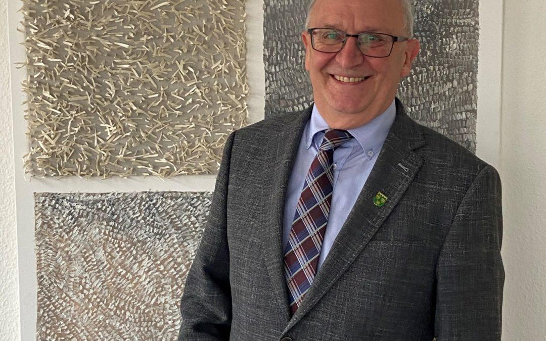 Hermann Schnitzler verlässt nach 50 Jahren das Rathaus