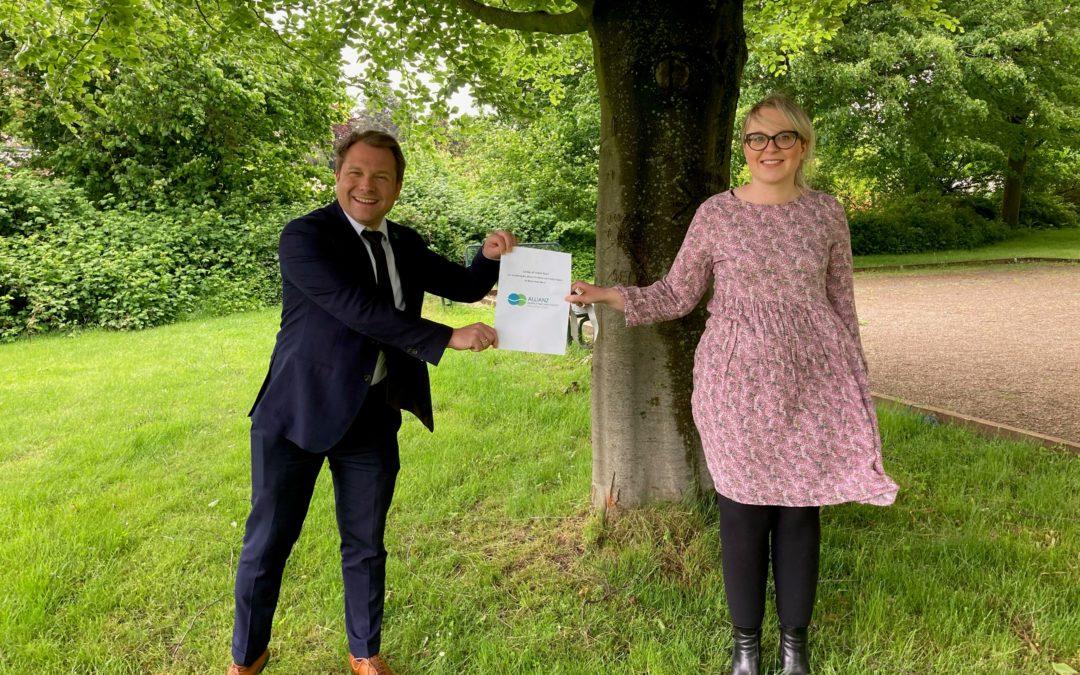 """""""Allianz für Klima und Nachhaltigkeit"""" im Rhein-Kreis Neuss gegründet"""