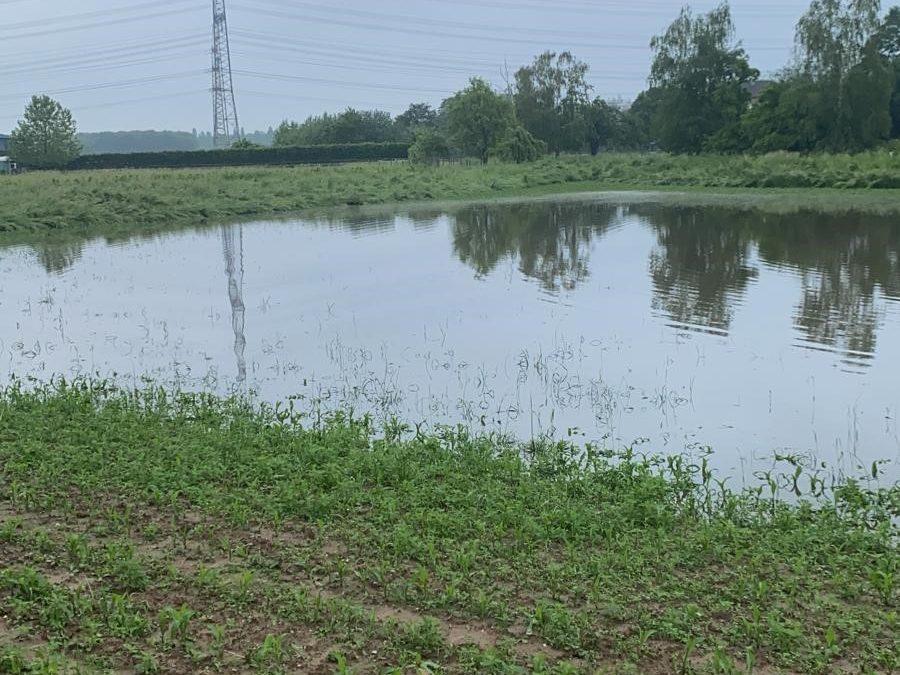 Unwetter führt zu zahlreichen Einsätzen in Rommerskirchen